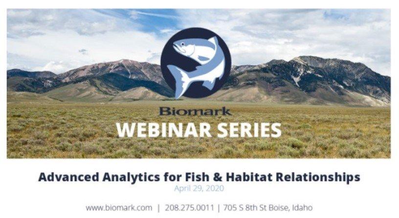 Advanced Analytics for Fish & Habitat Relationships Webinar Recording